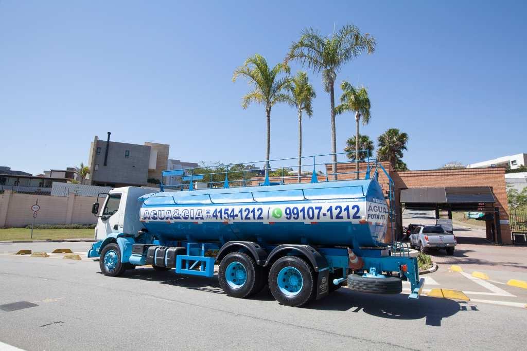 Transporte de águaPotável