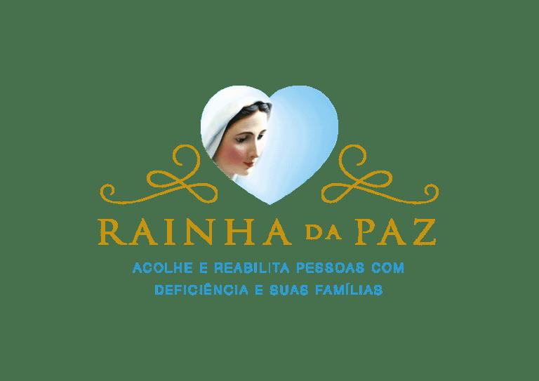 logotipo rainha da Paz